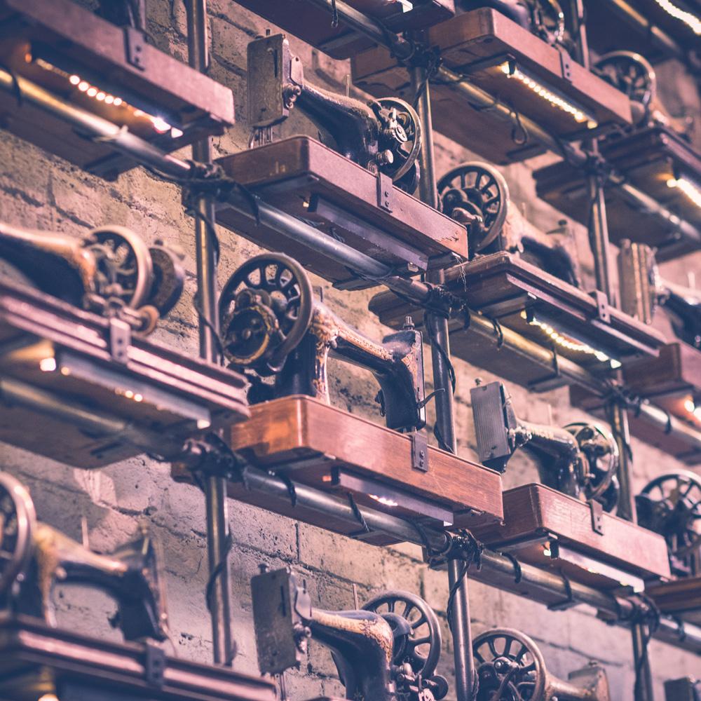 Decoración industrial