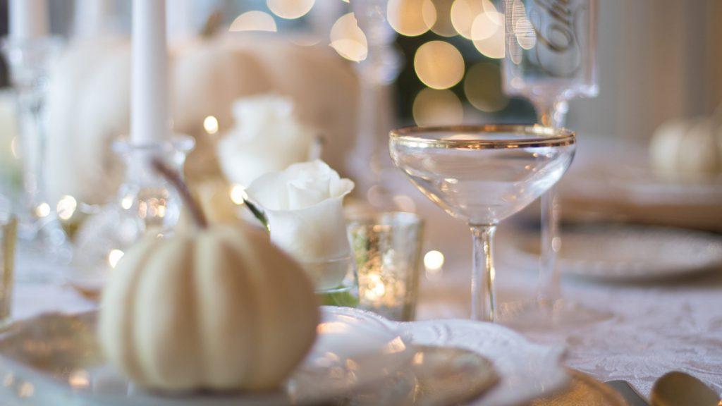 Decoración de bodas con Cloë.